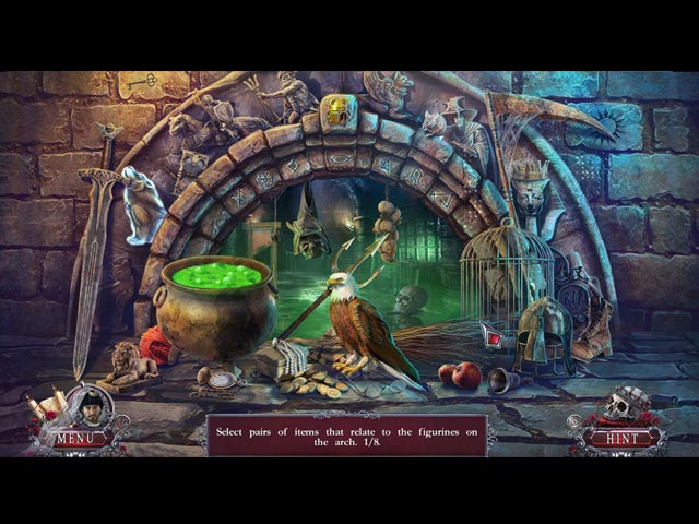 Secrets of Great Queens: Old Tower Game screenshot 2