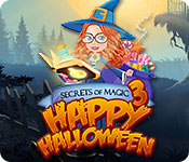 Free Secrets of Magic 3: Happy Halloween Game