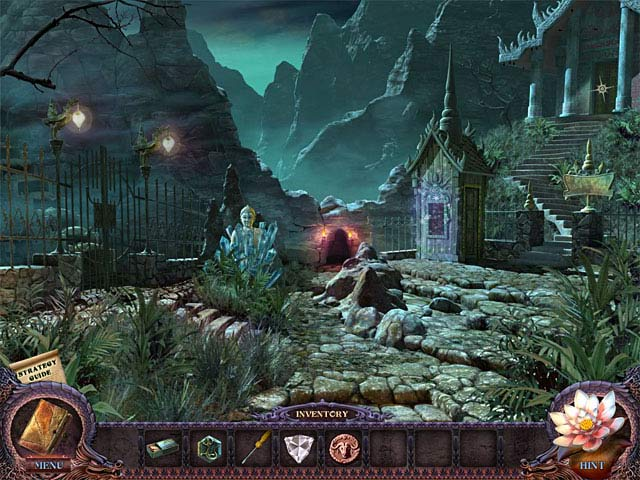 Secrets of the Dark: Eclipse Mountain Game screenshot 3
