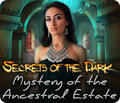 Free Secrets of the Dark: Mystery of the Ancestral Estate Game