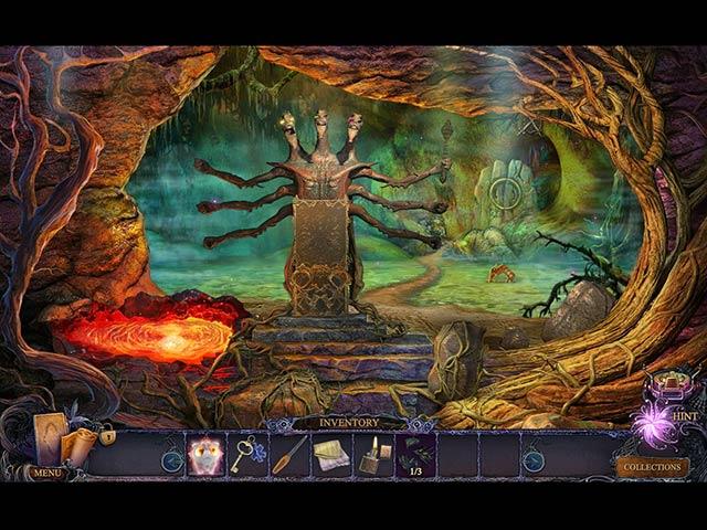 Secrets of the Dark: The Flower of Shadow Game screenshot 3