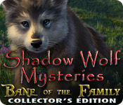 Free Shadow Wolf Mysteries: Bane of the Family Collector's Edition Game