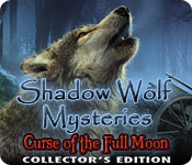 Free Shadow Wolf Mysteries: Curse of the Full Moon Collector's Edition Game