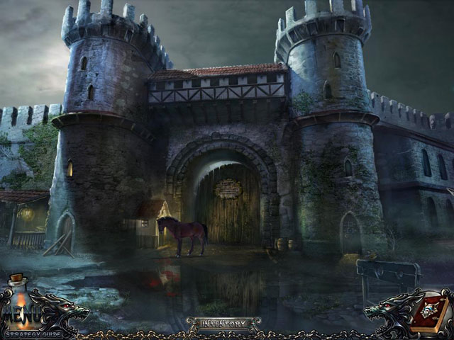 Shadow Wolf Mysteries: Curse of the Full Moon Game screenshot 3