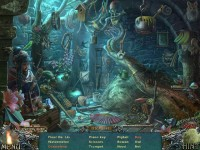 Shadow Wolf Mysteries: Cursed Wedding Collector's Edition Game screenshot 1