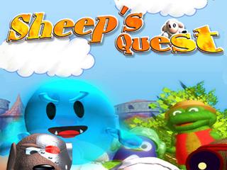 Sheep's Quest Game screenshot 1