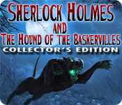 Free Sherlock Holmes and the Hound of the Baskervilles Collector's Edition Game