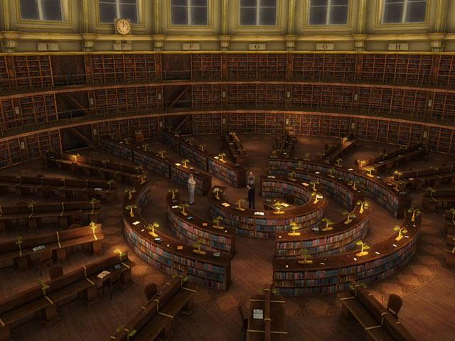 Sherlock Holmes VS Arsene Lupin Game screenshot 1