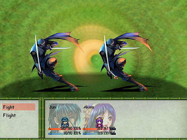 Shining Plume Game screenshot 1
