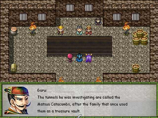 Shining Plume Game screenshot 3