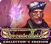 Free Shrouded Tales: Revenge of Shadows Collector's Edition Game