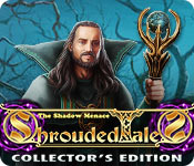Free Shrouded Tales: The Shadow Menace Collector's Edition Game