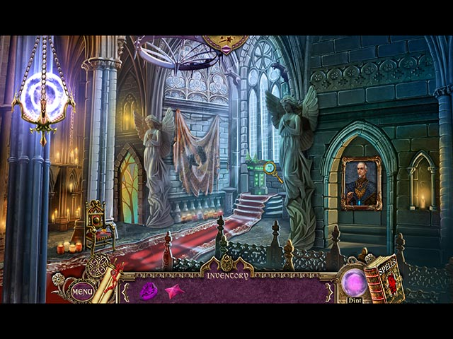 Shrouded Tales: The Spellbound Land Game screenshot 1