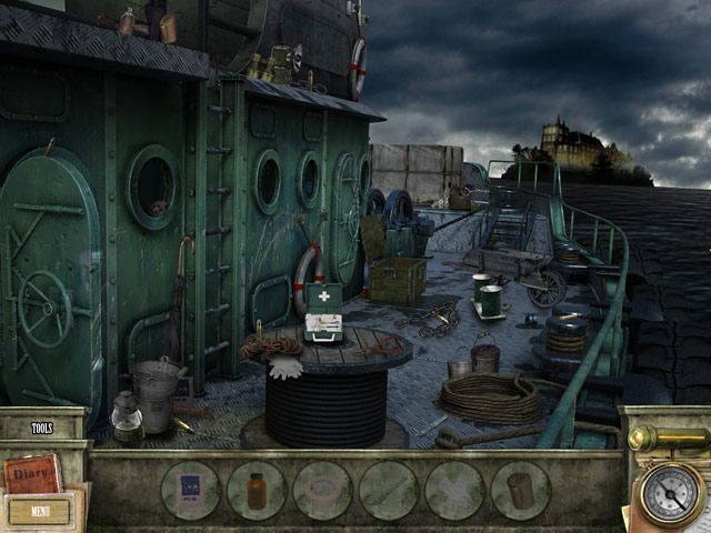 Shutter Island Game screenshot 1