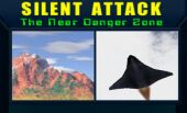 Free Silent Attack: The Near Danger Zone Game