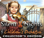Free Silent Nights: Children's Orchestra Collector's Edition Game