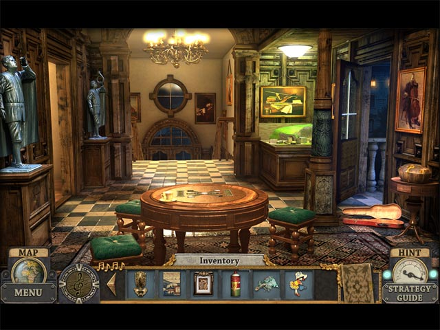 Silent Nights: Children's Orchestra Collector's Edition Game screenshot 2