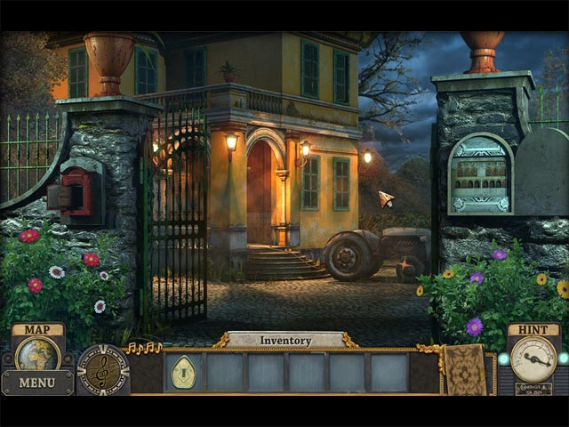 Silent Nights: Children's Orchestra Game screenshot 2