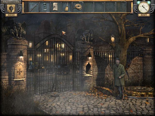 Silent Nights: The Pianist Game screenshot 1