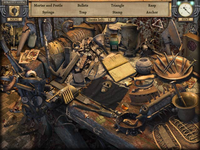 Silent Nights: The Pianist Game screenshot 3