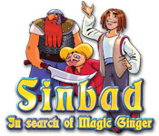 Free Sinbad: In search of Magic Ginger Game