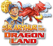 Free Sir Arthur in the Dragonland Game