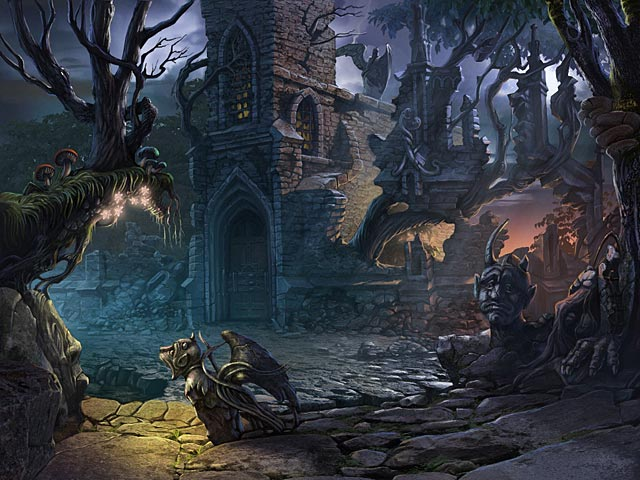Sister's Secrecy: Arcanum Bloodlines Collector's Edition Game screenshot 2