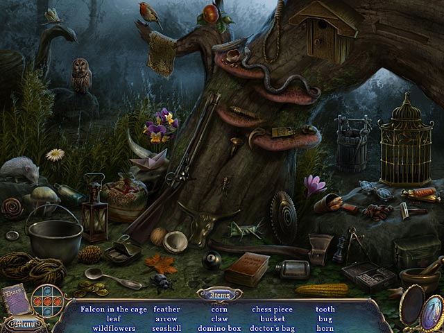 Sister's Secrecy: Arcanum Bloodlines Collector's Edition Game screenshot 3