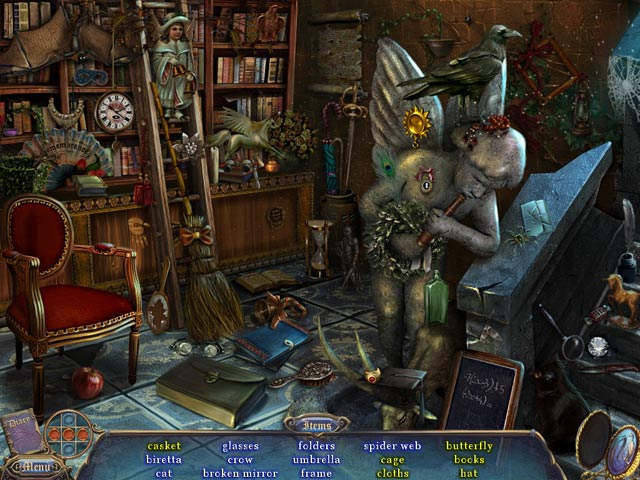 Sister's Secrecy: Arcanum Bloodlines Game screenshot 2