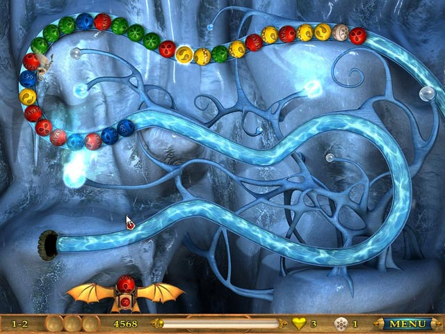Sky Kingdoms Game screenshot 2