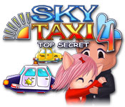 Free Sky Taxi 4: Top Secret Game