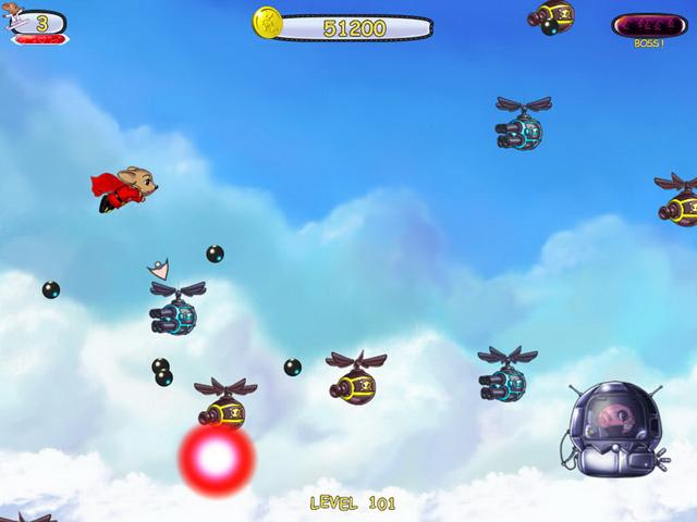Sky Taxi: Top Secret Game screenshot 2