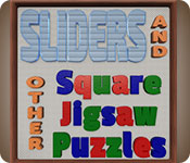 Free Sliders and Other Square Jigsaw Puzzles Game