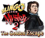 Free Slingo Mystery 2: The Golden Escape Game