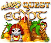 Free Slingo Quest Egypt Game