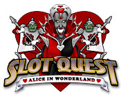 Free Slot Quest: Alice in Wonderland Game