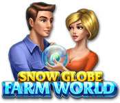 Free Snow Globe: Farm World Game