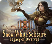 Free Snow White Solitaire: Legacy of Dwarves Game