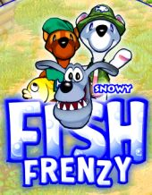 Free Snowy: Fish Frenzy Game