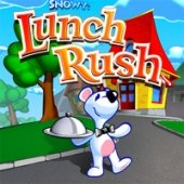 Free Snowy: Lunch Rush Game