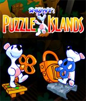Free Snowy: Puzzle Islands Game