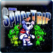 Free Snowy: Space Trip Game