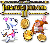Snowy: Treasure Hunter 2 Online Game
