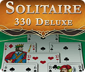 Free Solitaire 330 Deluxe Game
