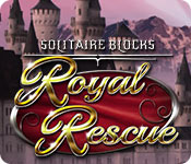 Free Solitaire Blocks: Royal Rescue Game
