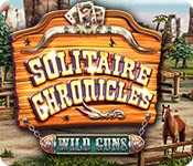Free Solitaire Chronicles: Wild Guns Game