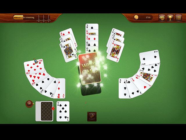 Solitaire Club Game screenshot 1