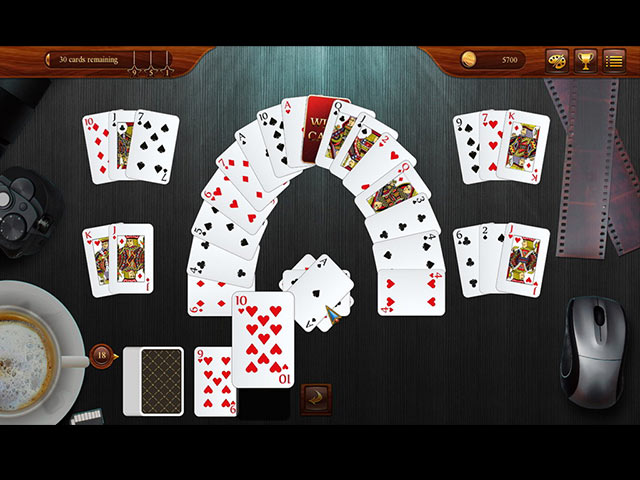 Solitaire Club Game screenshot 3