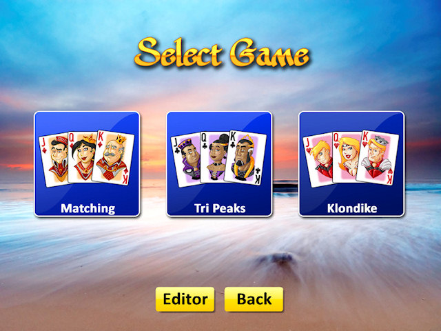 Solitaire Epic Game screenshot 2