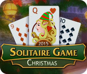 Free Solitaire Game: Christmas Game